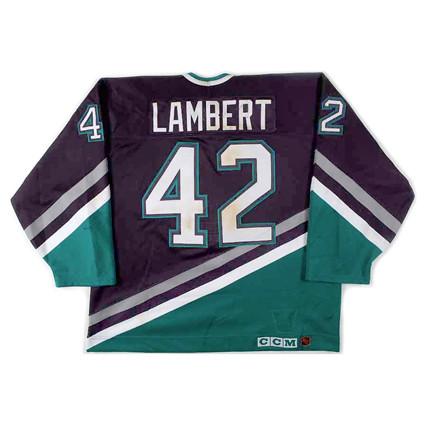 Mighty Ducks of Anaheim 1995-96 B jersey