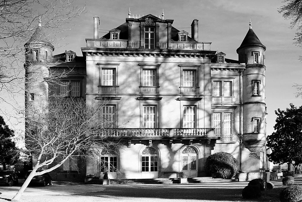 Château de Villegly 31188147713_8e47338893_b