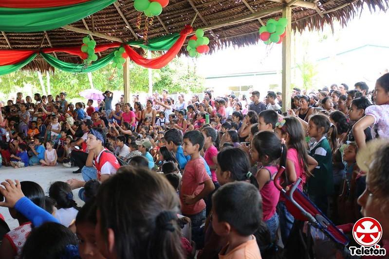 Gira Navidad Teletón 2016 - Iquitos