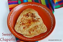 sweet-chapathi