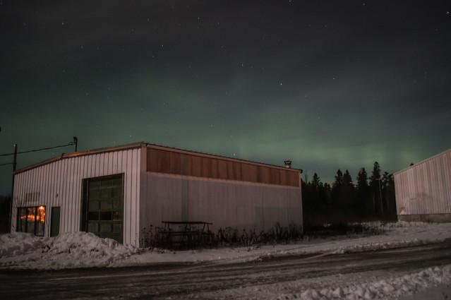 Industrial Aurora