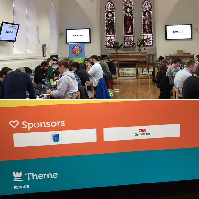 Dublin GameCraft 2016 @ DIT Grangegorman