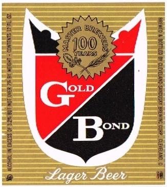 Gold-Bond-Lager-Beer-Labels-Cleveland-Sandusky-Brewing