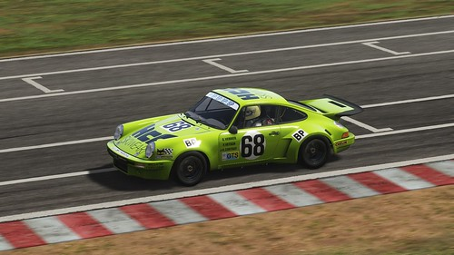 Porsche 911 Carrera RSR - Guy Verrier - 24h du Mans 1975 (3)