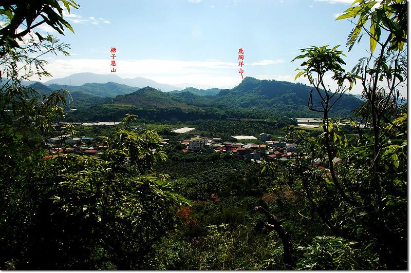 鳳興山東峰東南眺 1-1