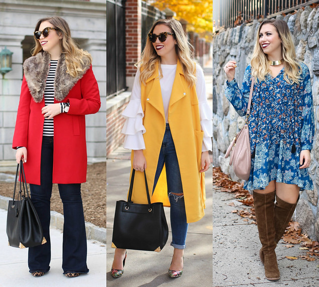 Fall Outfit Ideas Best of 2016