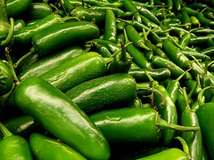 Green hot chili peppers | by A30_Tsitika