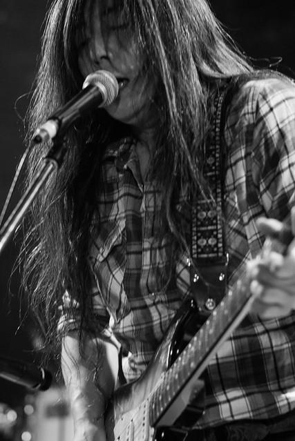 O.E. Gallagher live at Outbreak, Tokyo, 23 Dec 2016 -00198