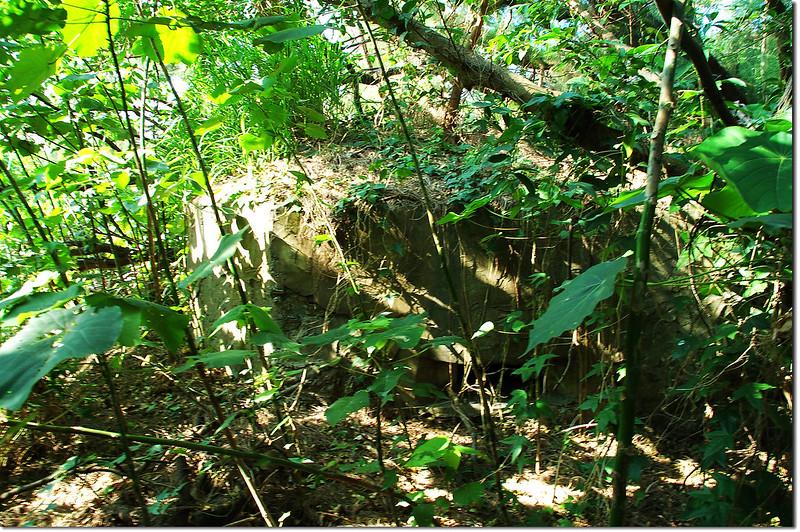 西港基點廢碉堡