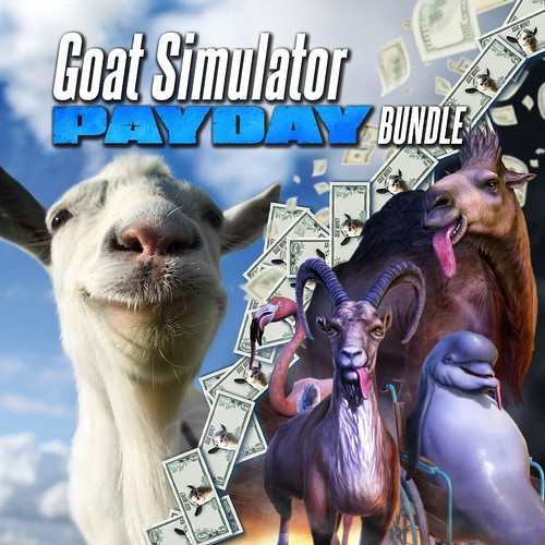 Goat Simulator: The Payday Bundle