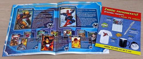 Superbohaterowie Marvela 01 Spider-man 02