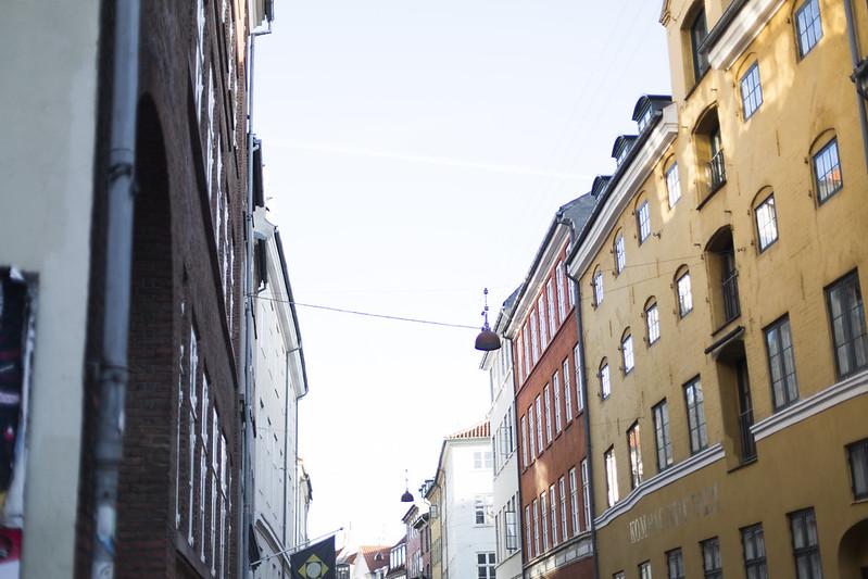 Köpenhamn med mamma och pappa!