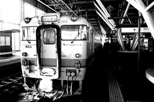 Asahikawa Station on JAN 02, 2017 (1)