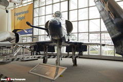 154180 4 - 13637 - US Navy Blue Angels - Douglas A-4F Skyhawk - The Museum Of Flight - Seattle, Washington - 131021 - Steven Gray - IMG_3502