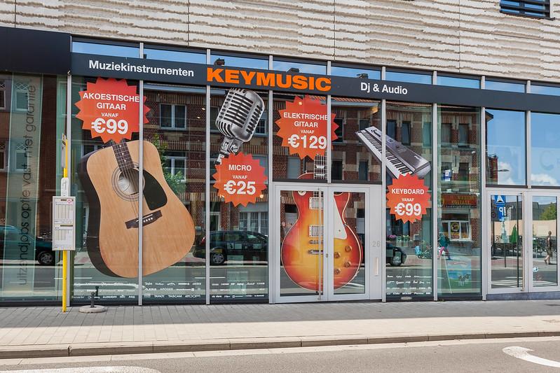 KEYMUSIC Leuven