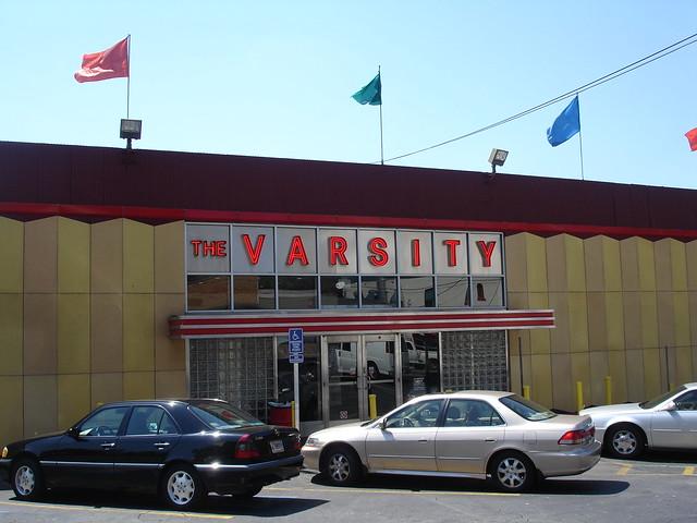 The Varsity, Atlanta GA