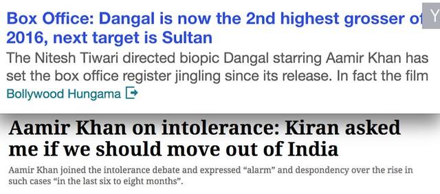 वाह रे, टॉलरेंट इंडिया!