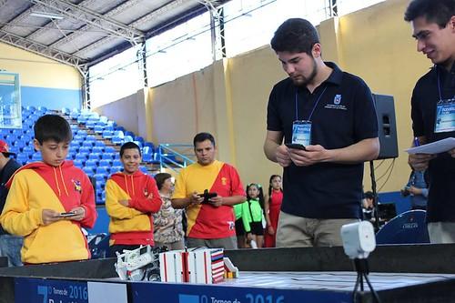 7° Torneo de Robótica Escolar Chillan 2016