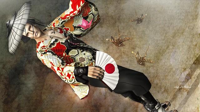 tomoto, samue jacket@JAPONICA
