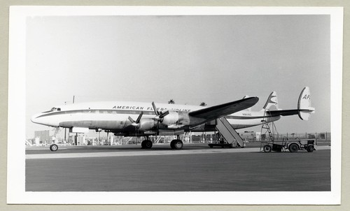 Lockheed L-1049E Super Constellation