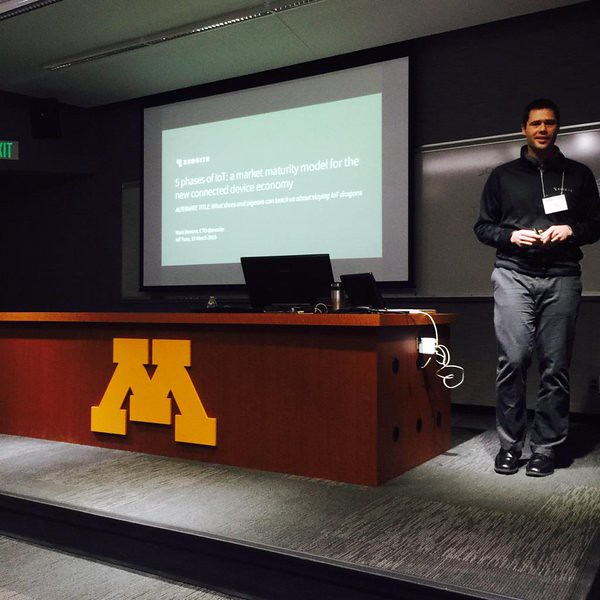 2015 IoT Fuse in Minneapolis