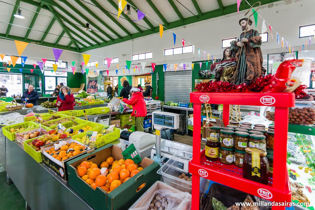Mercado de Lalín