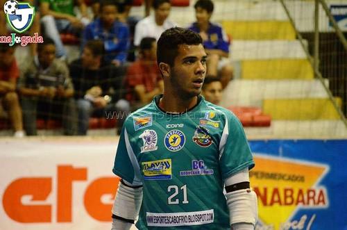 Esportista do DH8 - Higor Lopes
