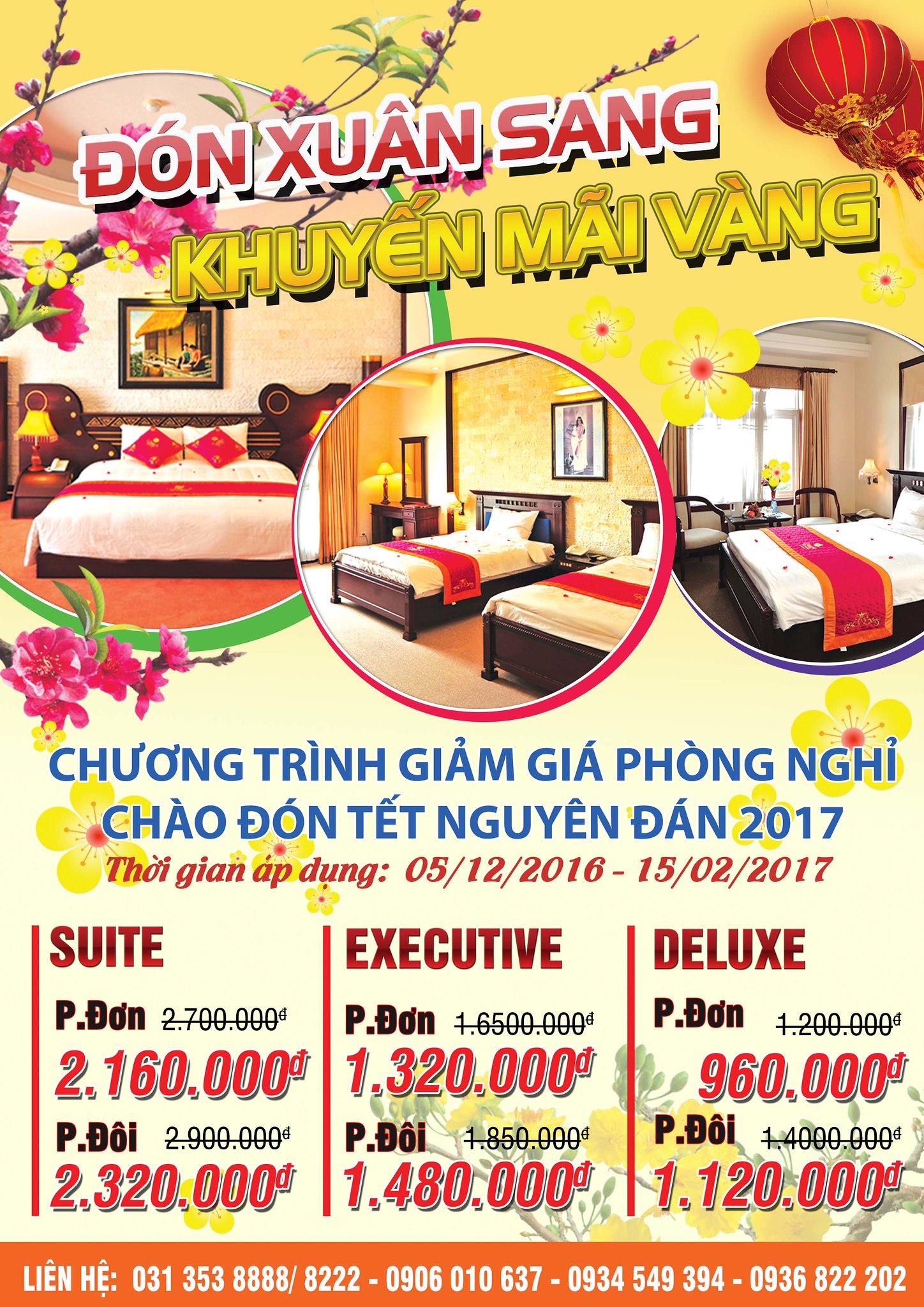 Khach san Hai Phong