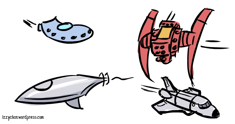spaceship types