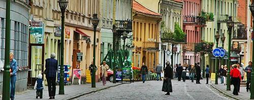 Вільнюс - місто щасливих людей