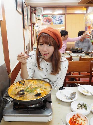 MD Eomeonijip Seafood stew 4