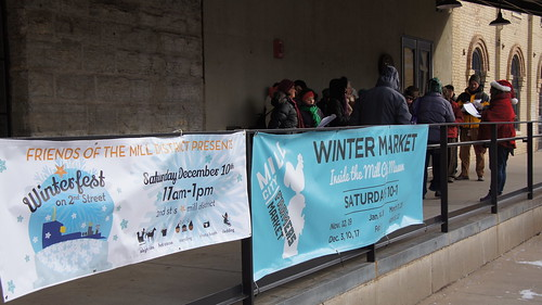 December 10, 2016 Mill City Farmers Market