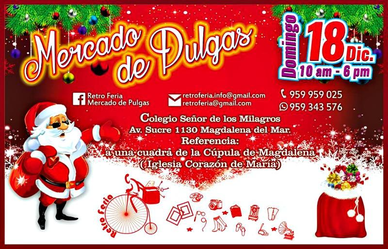 Edición Navidad en Magdalena