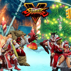 Street Fighter V – 2016 Holiday Pack