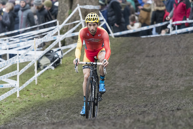 HSBC UK National Cyclo-Cross Championships Day 2 Elite Men
