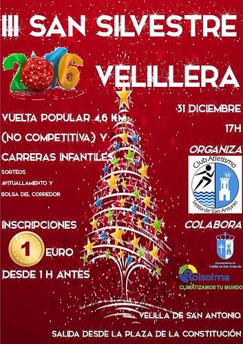 San Silvestre Velillera 2016