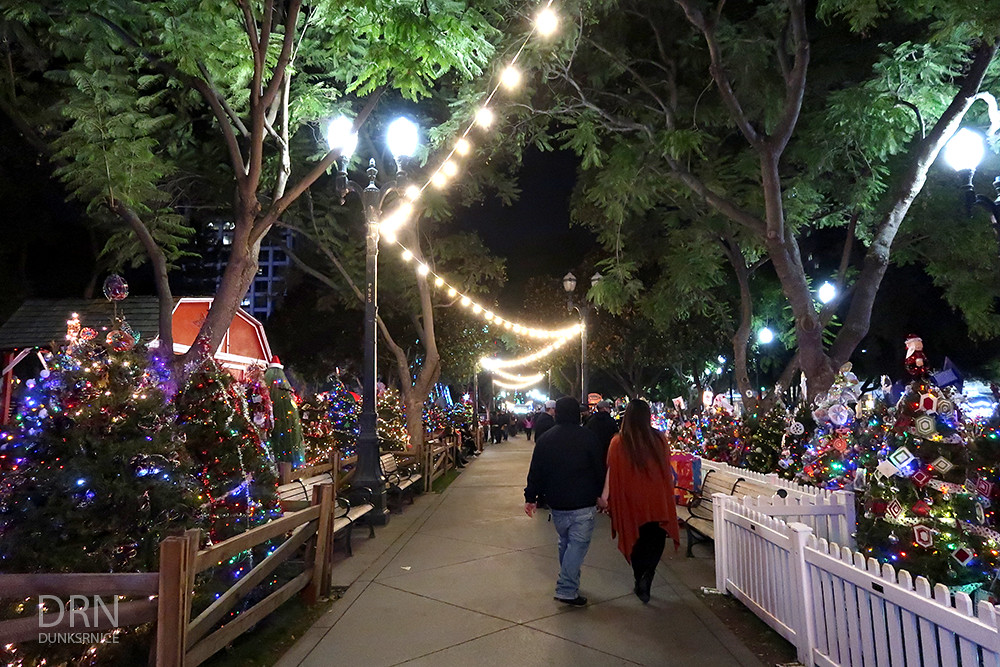 Christmas In The Park, San Jose 2016.