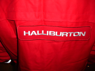 Halliburton at home | by lisastroud_2000