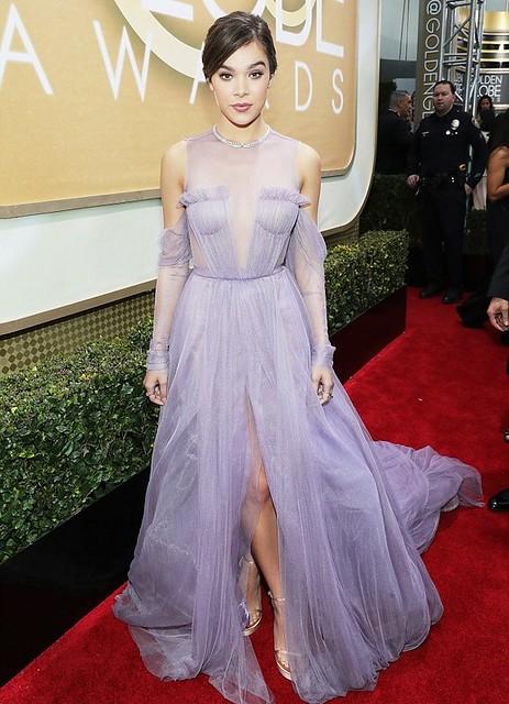 Hailee Steinfeld Golden Globes
