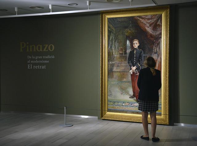 Exposición 'Pinazo. De la gran tradición al modernismo: el retrato