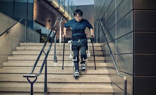 Hyundai Unveils HUMA, H-Mex And H-Wex Exoskeleton