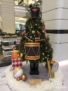 CIRCLEG 香港 尖沙咀 美麗華商場 TSIMSHATSUI  MIRA MALL 2016聖誕 遊記 聖誕 2016  (4)