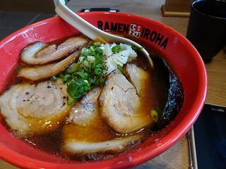 富山黑醬油叉燒拉麵