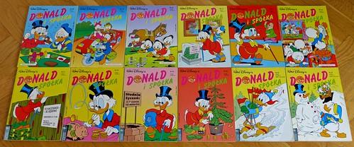 Donald i Spolka 25-36