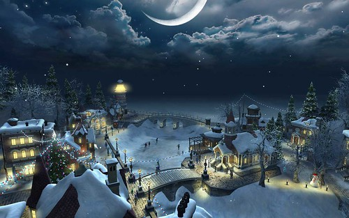 beautiful-scenery-of-christmas-night