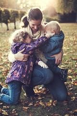 X52 - Family of three autumn 2015