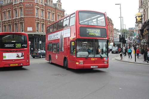 London General PVL395 LX54HBB