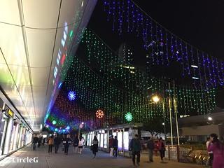 CIRCLEG 香港 尖沙咀 2016聖誕 TSIMSHATSUI 燈飾 遊記 聖誕 2016  (4)