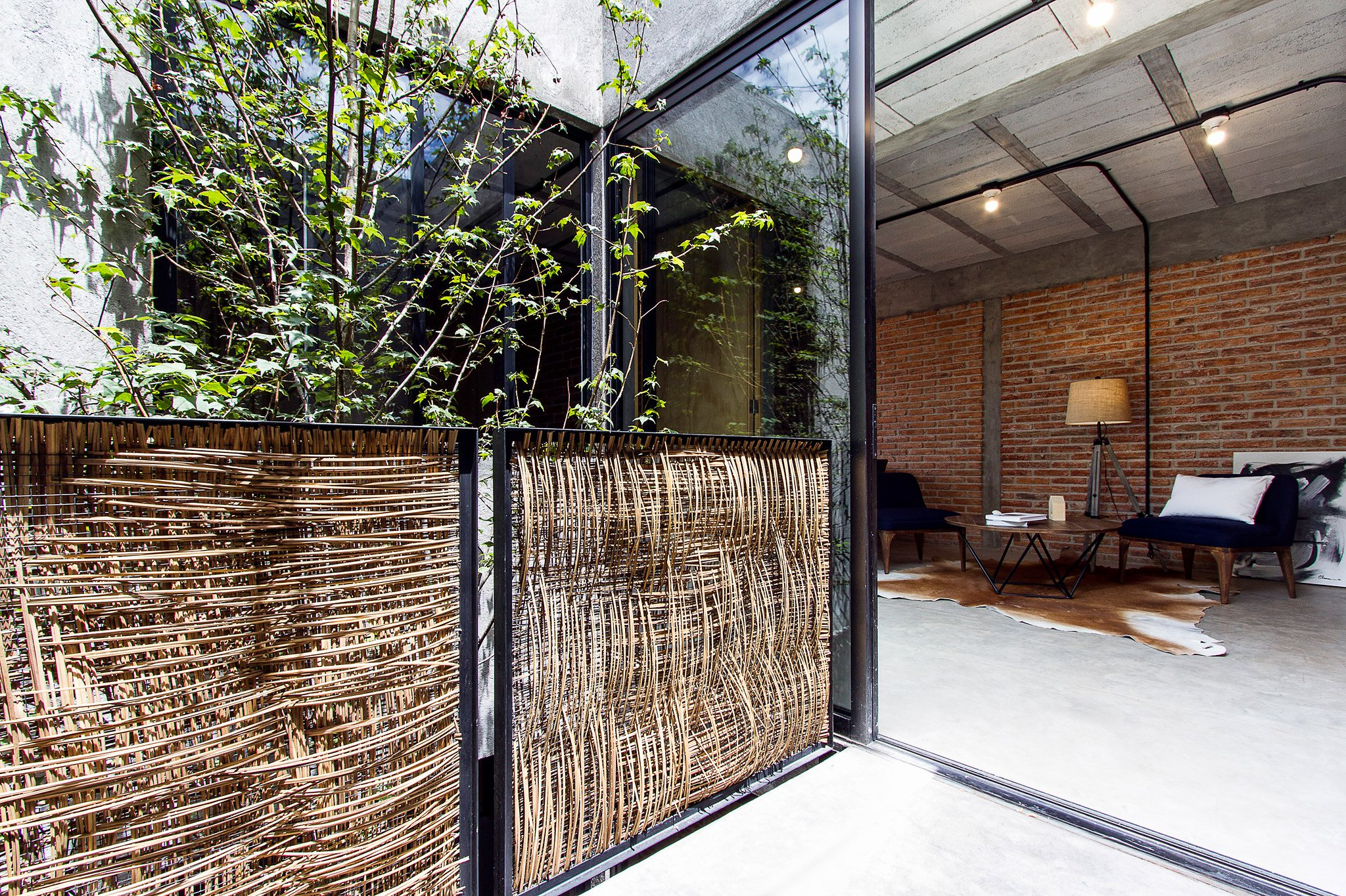 Mexican studio created by Intersticial Arquitectura Sundeno 4