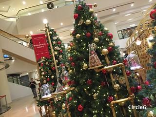 CIRCLEG 香港 金鐘 太古廣場 2016聖誕PACIFIC PLACE 遊記 聖誕 2016  (2)